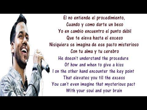 Aventura - El Malo - Lyrics English and Spanish - The bad one - Translation & Meaning
