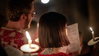 Carols by Candlelight at the University Church