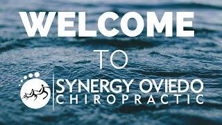Synergy Oviedo Chiropractic Tour