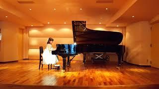 ともかちゃん 日本ピアノ教育連盟本番