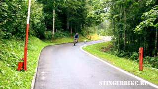 Видео обзоры Stinger Bike Zeta D