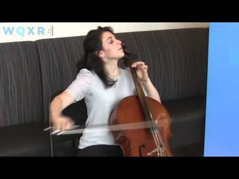 Inbal Segev Plays A Celtic Cello Set