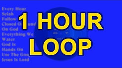 Kanye West - Closed on Sunday ( 1 Hour Loop )