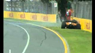 Formula 1 2001 Accidents part1