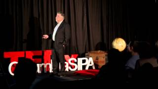 Life, Liberty, and the Pursuit of Reduced Misery: Paul Krugman at TEDxColumbiaSIPA