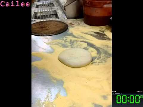 Dominos Dough Strecthing