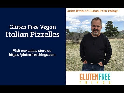 Gluten Free Vegan Pizzelle Cookies Recipe by John Irvin of Gluten Free Things