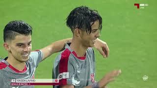 الأهداف | الدحيل 2 - 1 الريان | دوري قطر غاز تحت 23 سنة