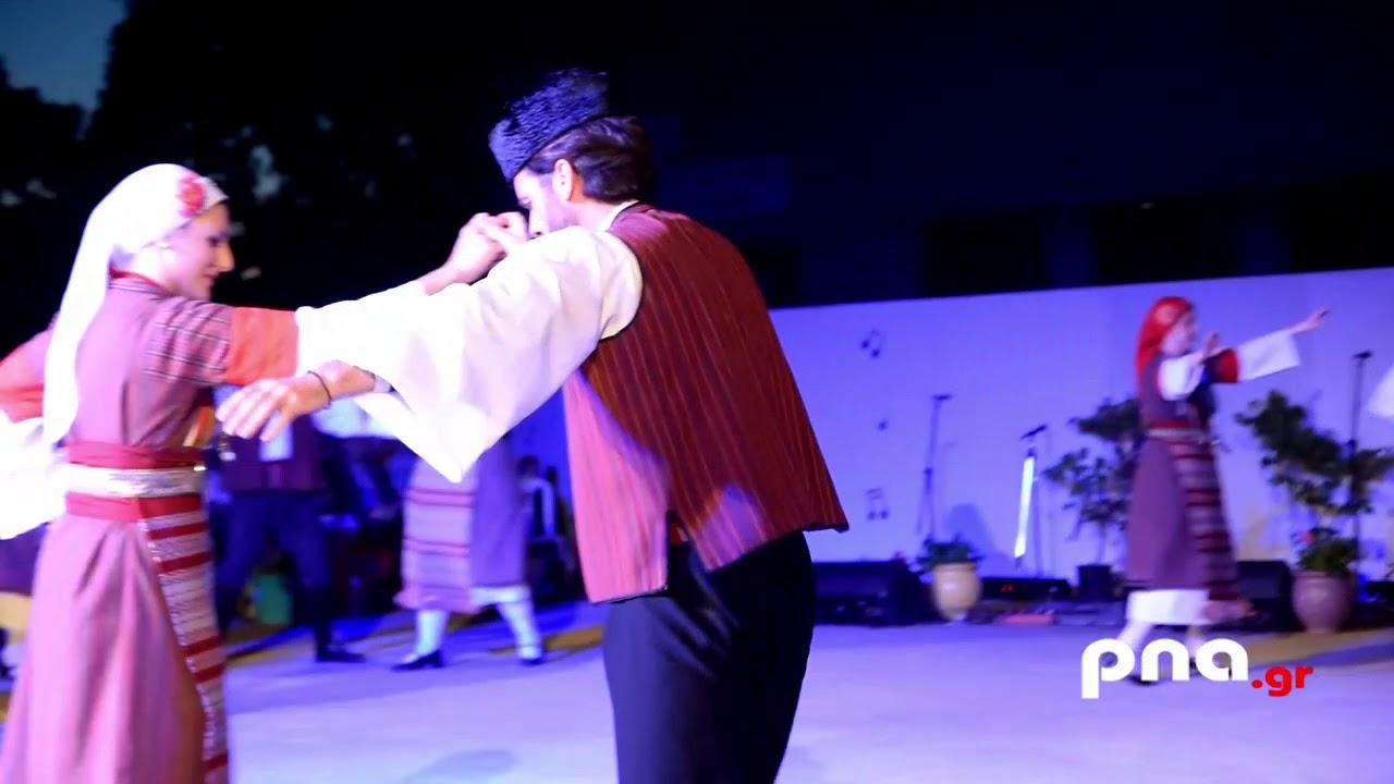 Εντυπωσιακή παράσταση αφιερωμένη στα μουσικά όργανα από τον Χορευτικό Σύλλογο