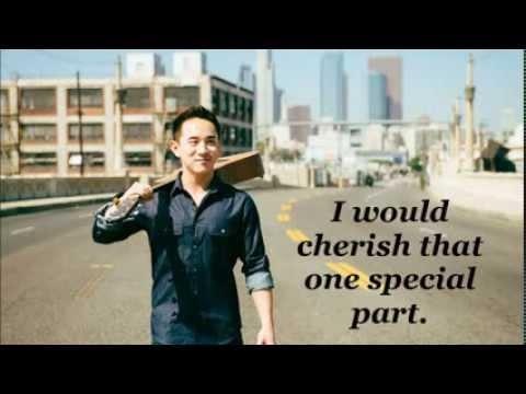 Jason Chen - What If Lyrics On Screen