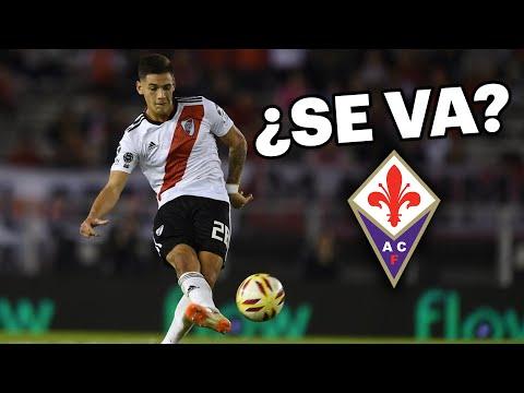 ¿Habrá acuerdo entre River y Fiorentina por Martínez Quarta? ?