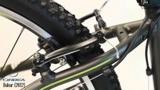 Обзор велосипеда ORBEA DAKAR (2012)