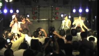 2008年9月27日に秋葉原GOODMANで行われたタンバリンマニア03の様...