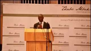 Q&A session with T Mbeki on 13 Feb 2015