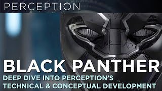 BEHIND THE SCENES-BLACK PANTHER TECHNICAL & CONCEPTUAL DEVELOPMENT DOCUMENTARY