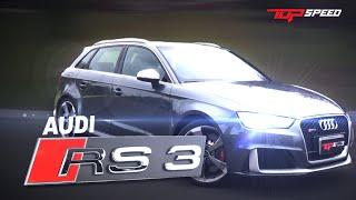 Avaliação Audi Rs3 | Canal Top Speed