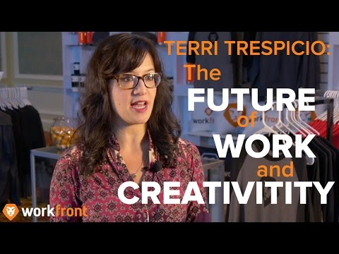 Terri Trespicio at Leap 2017: The Future of Work and Replenishing Creativity