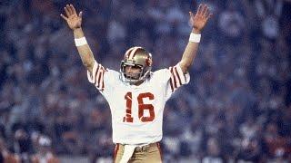 Popular San Francisco 49ers & Joe Montana videos