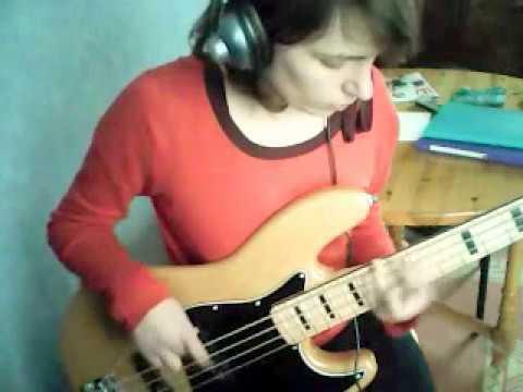 Du nord au sud - Louise Attaque - bass cover mp3