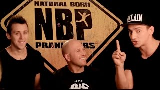 #NaturalBornPranksters coming 2016 (DENNIS ROADY)