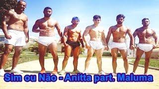 Baixar Sim ou Não - Anitta part. Maluma, coreografia Meu Swingão Part. First ST3P.