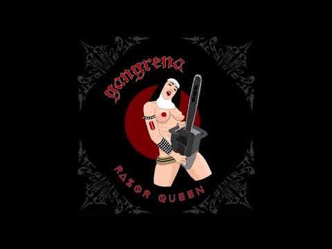 Gangrena - Razor Queen (EP, 2018)