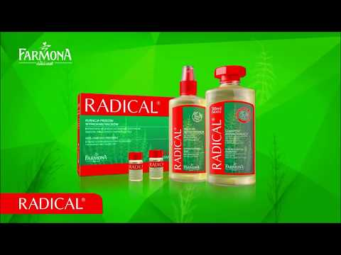 RADICAL line with horsetail extract