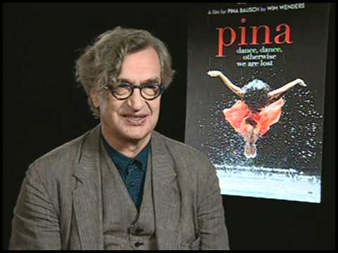ReThink Interview: Wim Wenders, director of PINA