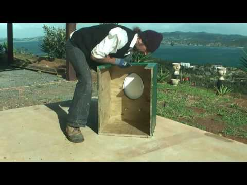 how to build a dry toilet in 1 hour youtube. Black Bedroom Furniture Sets. Home Design Ideas