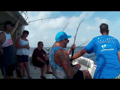 Cabo Verde - Boa Vista - Big Game Fishing - Tuna and Wahoo !
