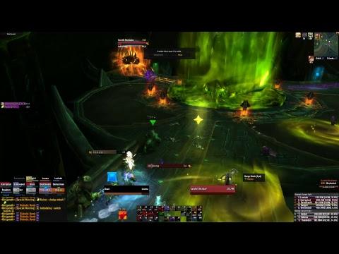 Heroic Antorus Burning Throne. LoME. 12.23.17