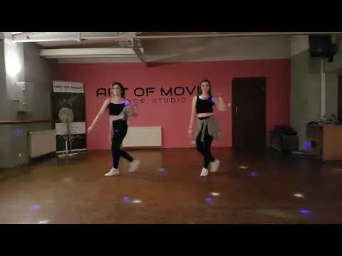 Maria & Kinga Bachata Ladies Moderna Flow - BODY