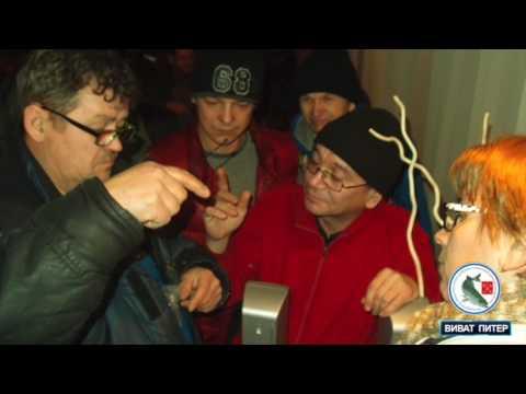 Видео от Вивата Питера об Зимнем Фестивале в Нижнем Новгороде