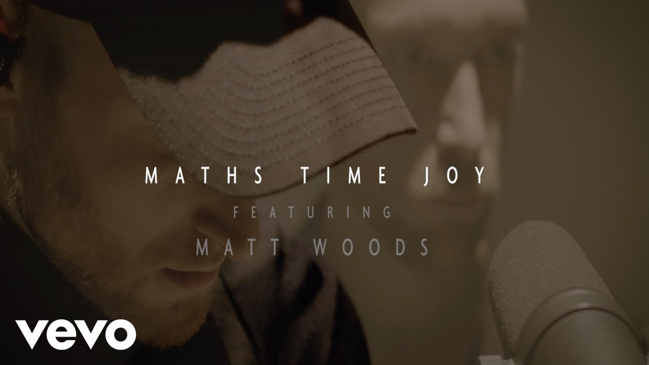 Maths Time Joy releases live session video of 'Fall Back' with Matt Woods