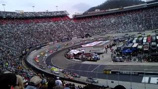 Start of the Foodcity 500 March 17 2013 At Bristol Motor Speedway
