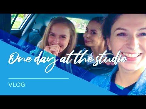 Vlog! Saskia's Dansschool - One day at the studio