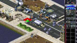 C&C Red Alert 2 Megapack Challenge 1v7 - Sea Day Deluxe - Korea