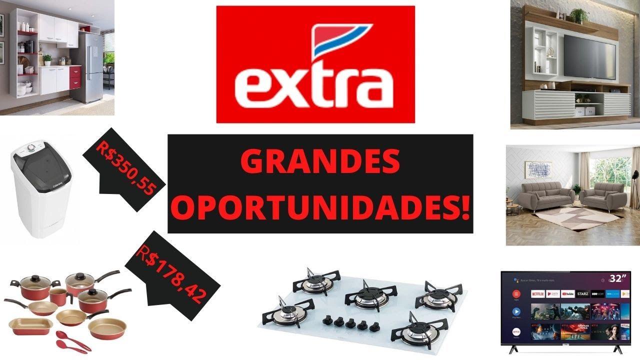 SUPERMERCADO EXTRA (LOJA ONLINE) - GRANDES OPORTUNIDADES COM DESCONTOS !!!