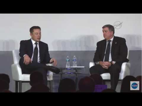 SpaceX Mars Architecture - Elon Musk Gives Quick Update