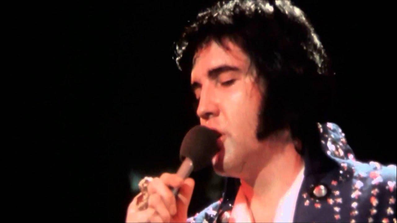Elvis Presley - Dixieland - An American Trilogy ( On Tour 1972)  [ CC ]