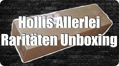 Hollis Allerlei Raritäten Unboxing Nr. 1 (2016) #Unboxing_Sonntag  | Pyro Freaks 4 U ©