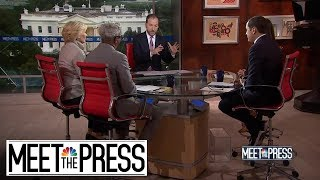 Full Panel: War In Syria As U.S. Pulls Back Troops | Meet The Press | NBC News