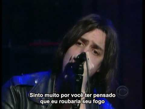 The Strokes - Heart in a Cage live (legendado)