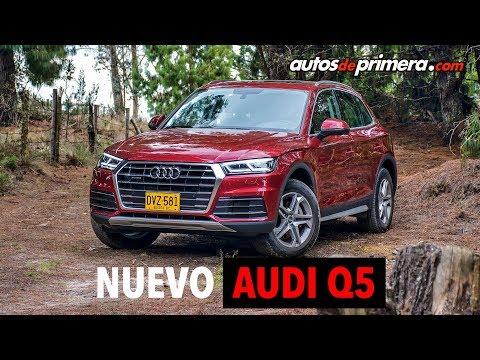 Nuevo Audi Q5 en Colombia - Segunda Generación