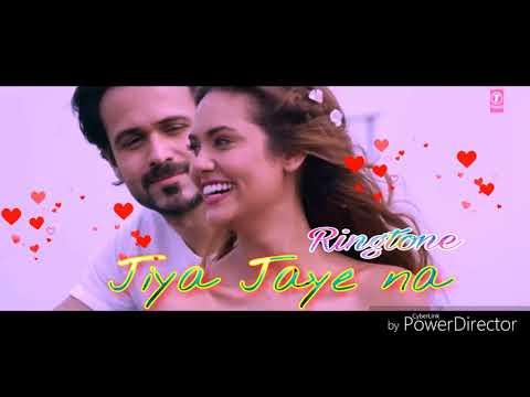 Jiya Jaye Na - New Bollywood song ringtone - singer - ( Arjit Singh )