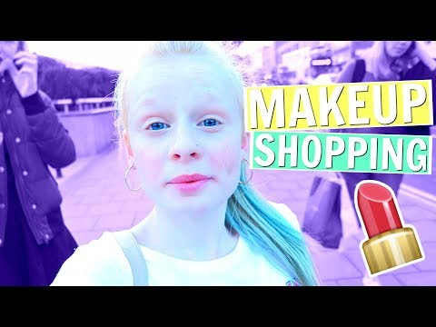 MAKE UP SHOPPING VLOG WITH FRIENDS ❤ Mia's Life ❤