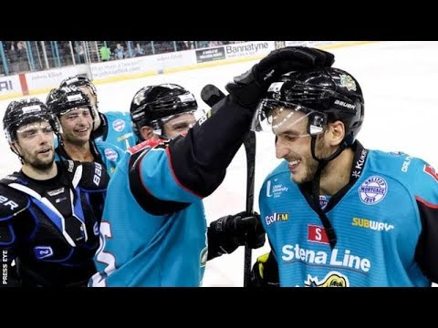A Night At The Belfast Giants Vs Dundee Stars Ice Hockey Game Youtube