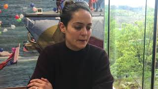 Interview Paola Vallejo