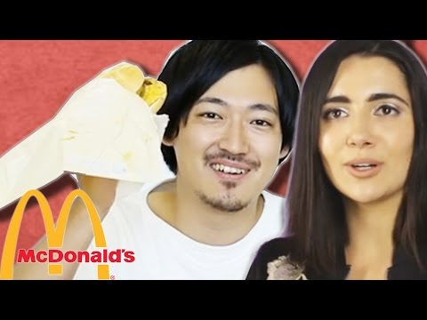 Thumbnail: People From Around The World Try McDonald's For The First Time