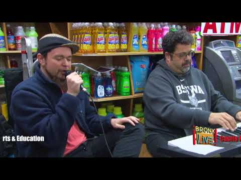 Mission BX - Episode 13 - UpBeat NYC (7-25-17)